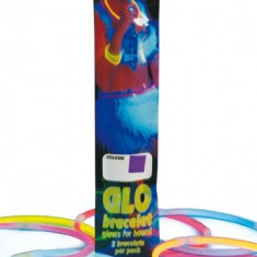 BRATARI GLOW UV-SE APRIND IN INTUNERIC! ARTICOLE GLOW,PARTY,CLUB,DISCO.
