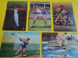 Set 5 vederi vechi - sporturi olimpice