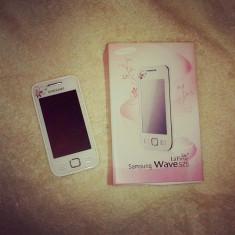 Samsung Wave 525 La Fleur ALB - Telefon Samsung