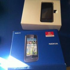 Vand schimb Nokia C5-03 impecabil codat pe Vodafone Romania 300 RON ! - Telefon mobil Nokia C5-03
