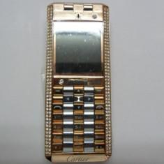 Samsung galaxy fit s5670 & Telefon CARTIER Mini Diamond dual SIM - Telefon mobil Samsung Galaxy Fit