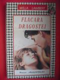 3+1 gratis -- Willa Lambert - Flacara dragostei, Alta editura, 1994