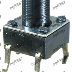 Push buton, microintrerupator 6x6x15 mm-4312