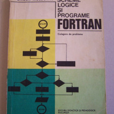 SCHEME LOGICE SI PROGRAME FORTRAN - G.MOLDOVAN
