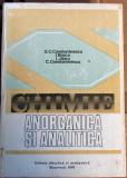 Chimie Anorganica Si Analitica - G.Constantinescu, I.Rosca I.Jitaru, C.Constantine
