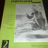 Revista vanatorul si pescarul sportiv - februarie 1965