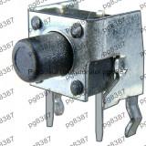 Push buton, microintrerupator 6x6x4, 3 mm-4375