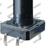 Push buton, microintrerupator 12x12x6 mm-4408
