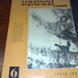 Revista vanatorul si pescarul sportiv - iunie 1963