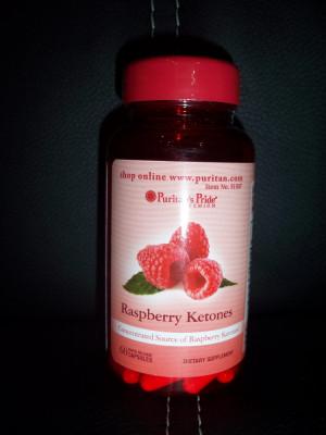 Rasberry Ketones,pastile de slabit din zmeura ;produs naturist ! foto