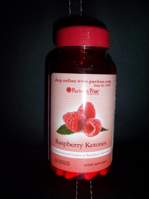 Rasberry Ketones,pastile de slabit din zmeura ;produs naturist ! foto mare
