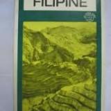 Filipine - A. Holan - Carte Geografie