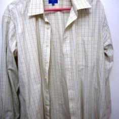 Camasa italiana - CARO LA MODA, marimea 42 (XL) / Camasa originala - Camasa barbati Lee Cooper, Culoare: Multicolor, Maneca lunga