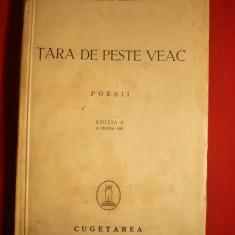 Nichifor Crainic -Tara de peste Veac -Poezii - Ed. II 1940