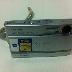 Aparat Foto Marca SONY CYBER-SHOT DSC-T9,, este ca nou '' - Aparat Foto compact Sony