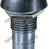 Push buton cu retinere, rosu, 3A, 250V, 39x18mm - 124720