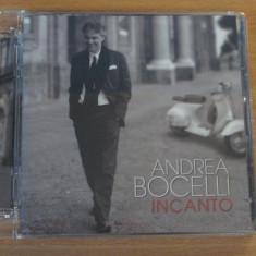 Andrea Bocelli - Incanto - Muzica Opera decca classics