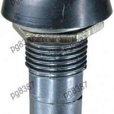 Push buton cu retinere, verde, 3A, 250V, 39x18mm - 124722
