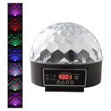 Cumpara ieftin SUPER LED MAGIC BALL,CEL MAI NOU EFECT DE LUMINI DISCO! SENZATIONAL,LUMINA DISCO ,PE LEDURI!
