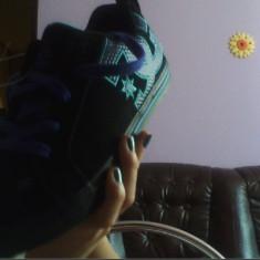 Dc-uri shoes femei - Adidasi dama Dc Shoes, Culoare: Negru, Marime: 36.5, Negru