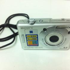 Aparat Foto Marca SONY CYBER-SHOT DSC-W30 - Aparat Foto compact Sony
