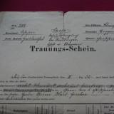 acte - documente ---- ACT VECHI 1911