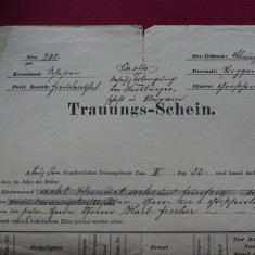 Acte - documente ---- ACT VECHI 1911 - Pasaport/Document