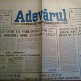 Ziarul adevarul 4 martie 1990