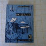 Sonata, Mircea Nicolescu, 1962