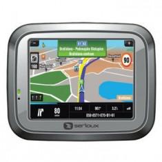 Sistem de navigatie Serioux UrbanPilot Q408, 5 inch