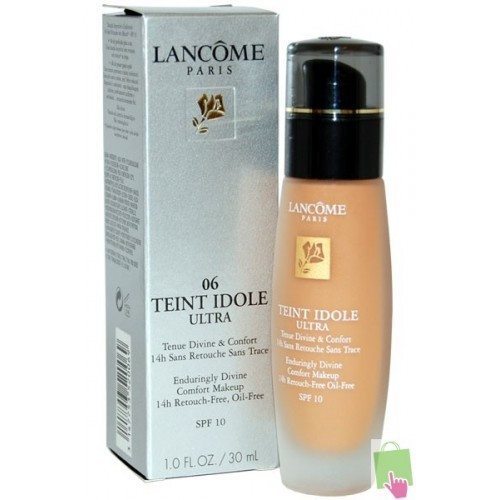 fond de ten lancome teint idole ultra enduringly divine comfort makeup spf10 06 cannelle. Black Bedroom Furniture Sets. Home Design Ideas