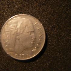 20 Centisimi 1941, Italia, met.alb magnetic, cal.Buna, d=2, 1cm.