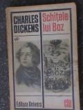 Schitele lui Boz-Charles Dickens, 1970