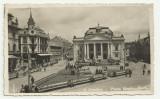 Oradea : Piata Regina Maria - 1940,circulata,timbre