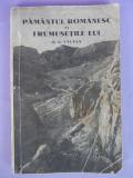 G.VALSAN-PAMANTUL ROMANESC SI FRUMUSETILE LUI/ILUSTRATII/1940