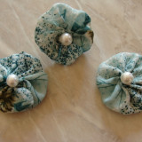 set inele reglabil + cercei cu tortita