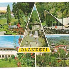 carte postala- OLANESTI-colaj#
