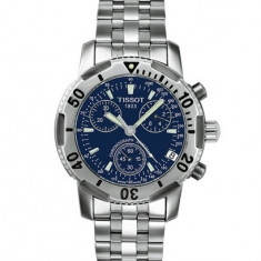 Vand ceas Tissot PRS200 - Ceas barbatesc Tissot, Lux - sport, Quartz, Cronograf, Analog, 200 m / 20 ATM