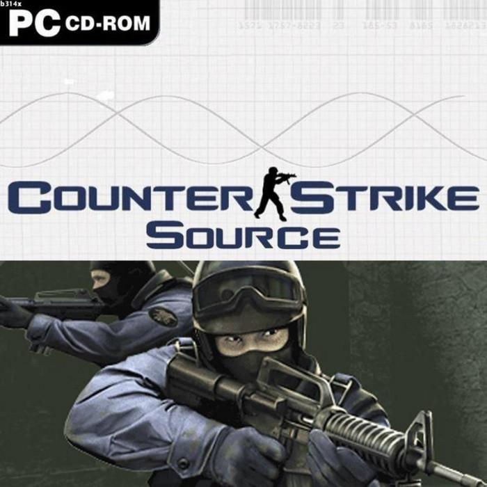 Steam: Counter-Strike 1.6 + Counter-Strike Source + Multe altele foto mare