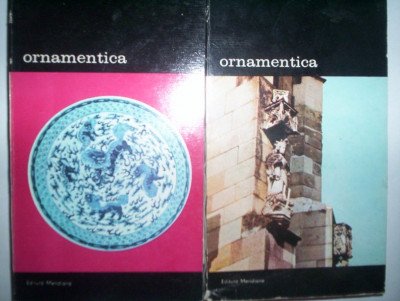 Ornamentica - 2volume - Franz Sales Meyer foto