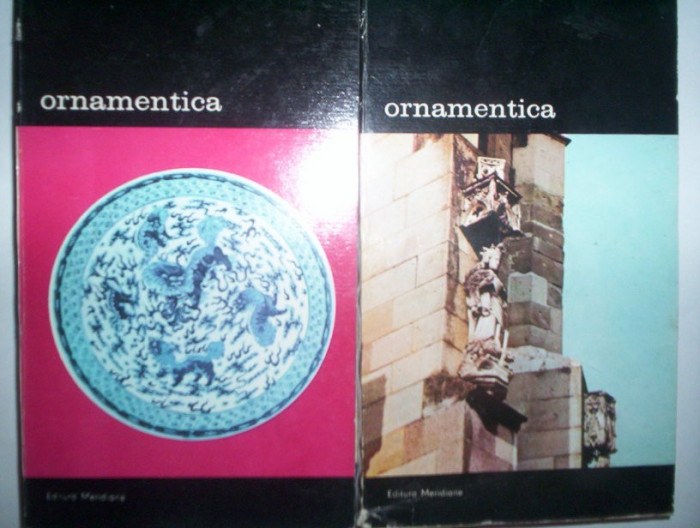 Ornamentica - 2volume - Franz Sales Meyer