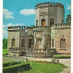 carte postala-CAMPINA-Muzeul memorial B.P.Hasdeu