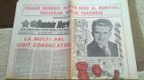 Ziarul romania libera 26 ianuarie 1987 (ziua de nastere a lui ceausescu)