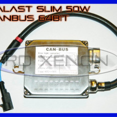 BALAST DROSER XENON CANBUS 64bit - 50W - FACTURA SI GARANTIE 12 LUNI, BOORIN