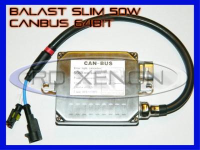 BALAST DROSER XENON CANBUS 64bit - 50W - FACTURA SI GARANTIE 12 LUNI foto