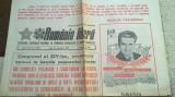 ziarul romania libera 27 noiembrie 1989-ceausescu este reales secretar general