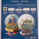 CANGURUL LINGVISTIC 2010 ENGLEZA -GERMANA .