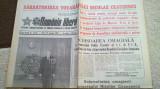 Ziarul romania libera 27 ianuarie 1989 (ziua de nastere a lui ceausescu )