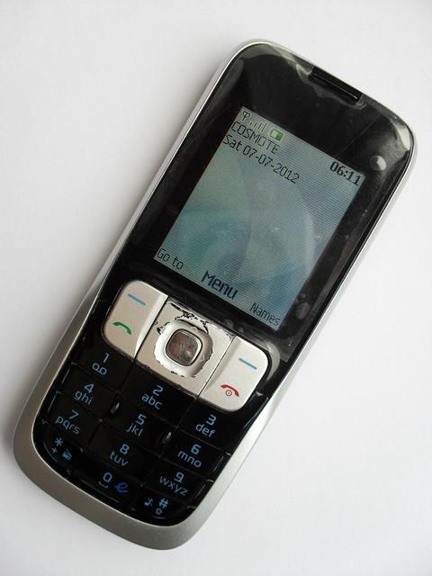 Nokia 2630 foto mare