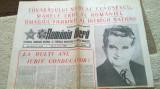 Ziarul romania libera 26 ianuarie 1989 (ziua de nastere a lui ceausescu)